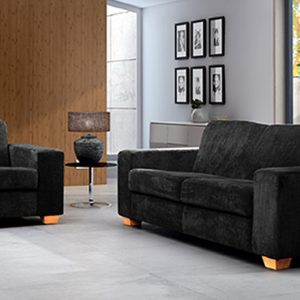 Sofas and Corner Groups