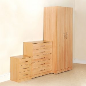 Wardrobe / Chests / Bedsides